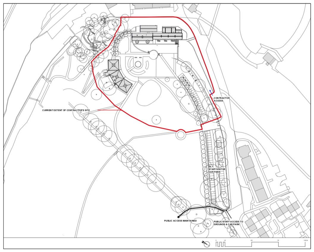 David Livingstone Birthplace Project Plans