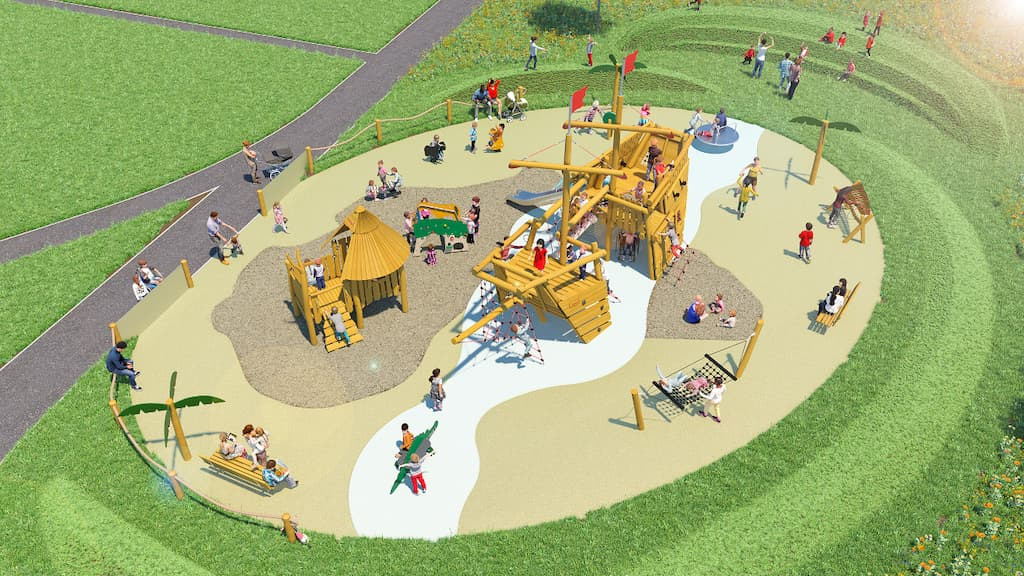 DLT Playpark