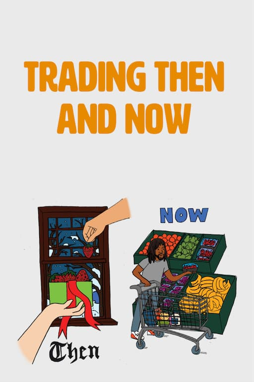 Trading Then and Now