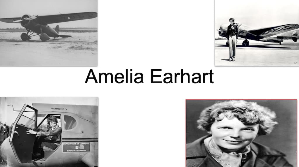 Amelia Earhart by Kaydon