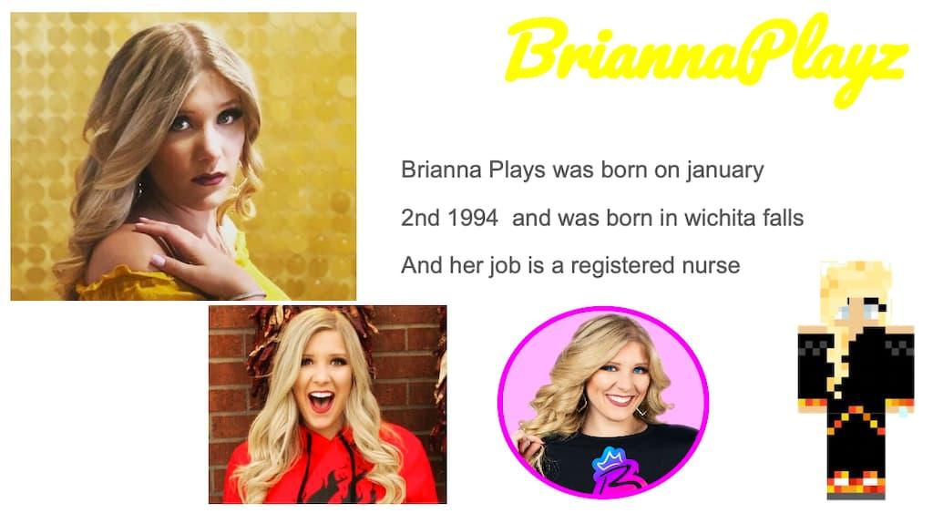 Brianna Playz by Sophie