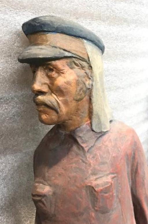 Pilkington Jackson Statues