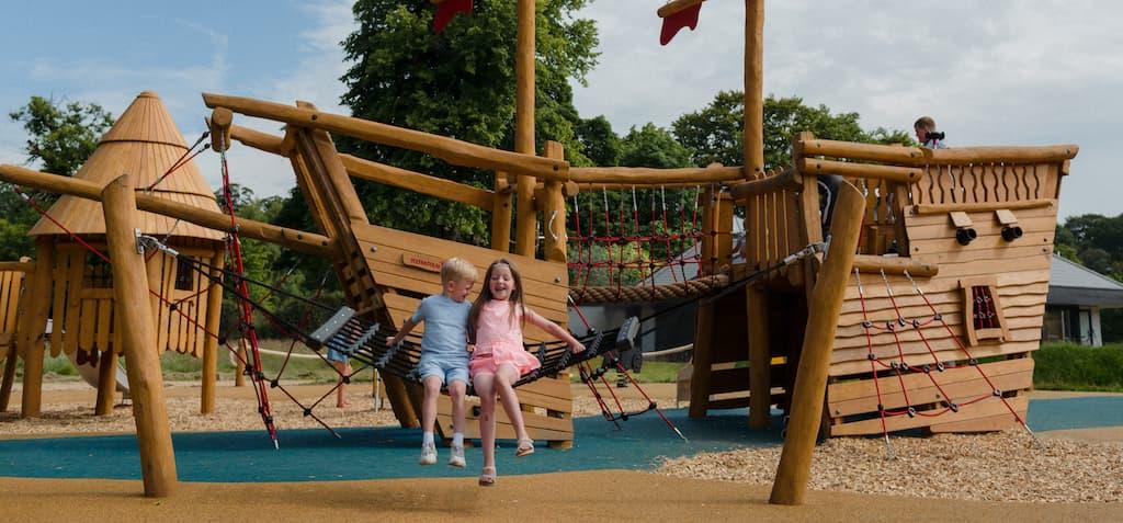 David Livingstone Birthplace Playpark