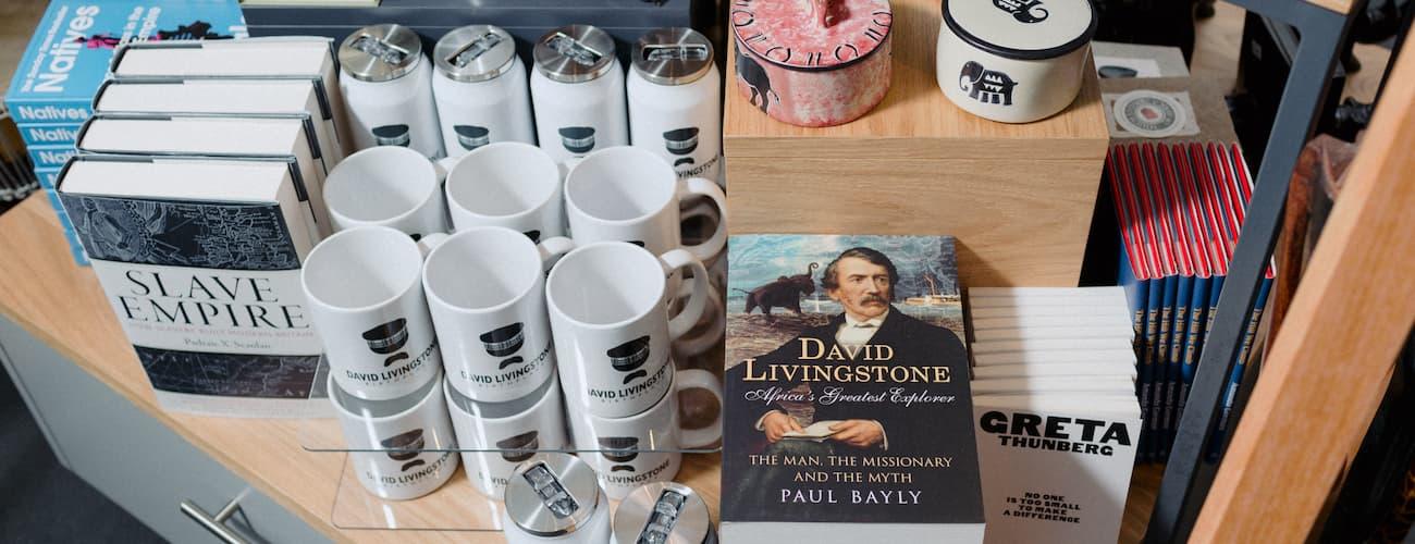 David Livingstone Birthplace Shop